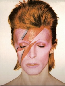 bowie make up